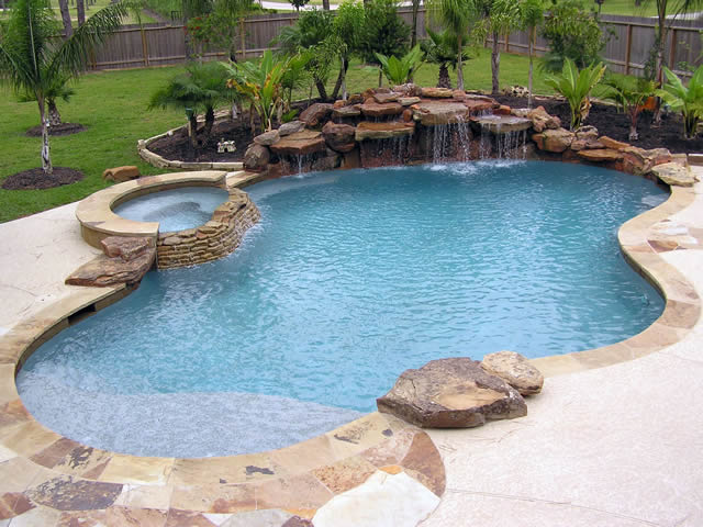 Natural Style Pools