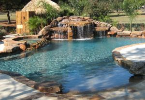 Fountain & Water Features #028 by The Pool Man Inc