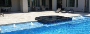 Fountain & Water Features #029 by The Pool Man Inc