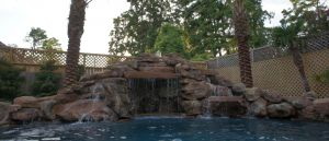 Fountain & Water Features #038 by The Pool Man Inc