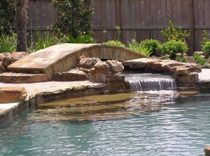 Fountain & Water Features #039 by The Pool Man Inc