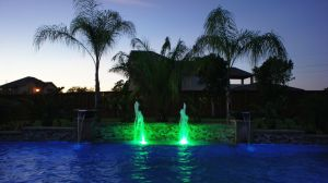 Fountain & Water Features #040 by The Pool Man Inc