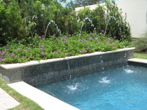 Fountain & Water Features #047 by The Pool Man Inc