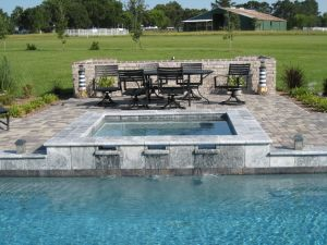 Fountain & Water Features #048 by The Pool Man Inc