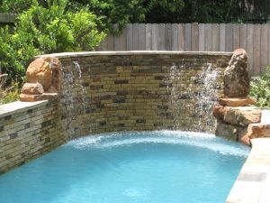 Fountain & Water Features #051 by The Pool Man Inc