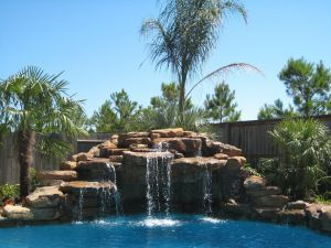 Fountain & Water Features #055 by The Pool Man Inc