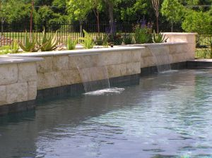 Fountain & Water Features #056 by The Pool Man Inc