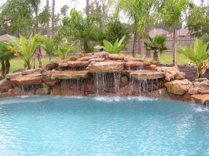Fountain & Water Features #057 by The Pool Man Inc