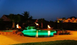 Fountain & Water Features #061 by The Pool Man Inc