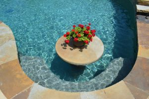Fountain & Water Features #015 by The Pool Man Inc
