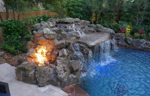 Fountain & Water Features #005 by The Pool Man Inc