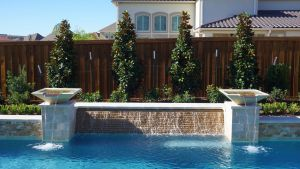Fountain & Water Features #009 by The Pool Man Inc