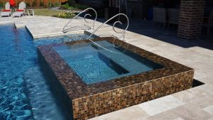 Fountain & Water Features #010 by The Pool Man Inc