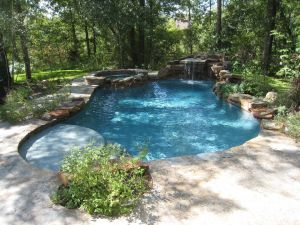 Natural Pools #008 by The Pool Man Inc