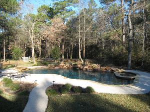 Natural Pools #015 by The Pool Man Inc